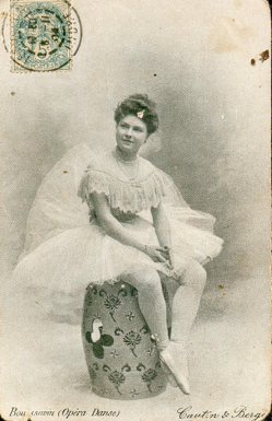 Danseuse d'opéra, 1904 dans Années 1900 a-clovis-nov-1904