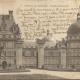 Château de Valençay, 1903