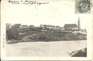 Épinard, (1904) dans Années 1900 e.-pain-a-clovis-angers-environs