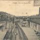 Poitiers, gare des marchandises (1905)