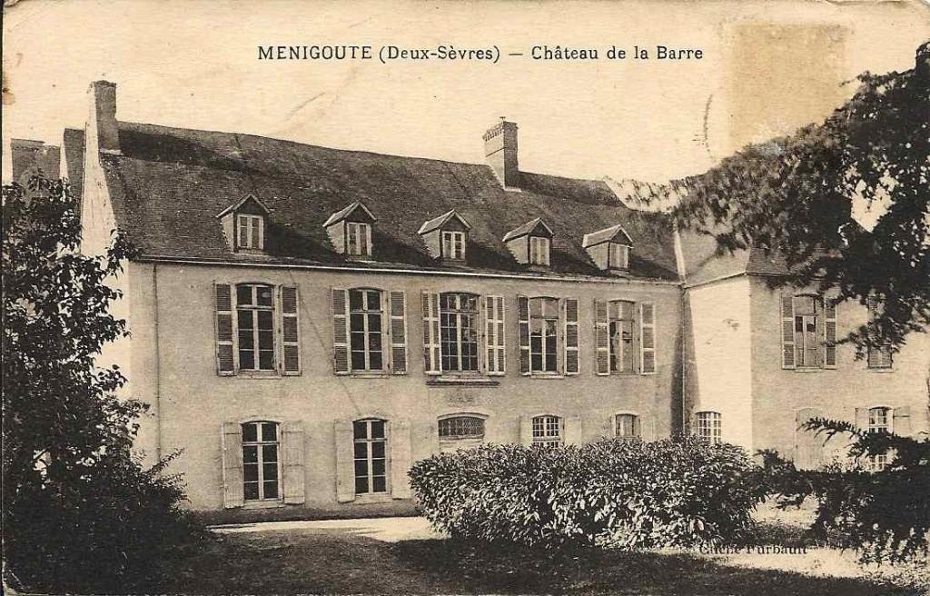 Ménigoute, 1943 menigoute-1943-a-clovis