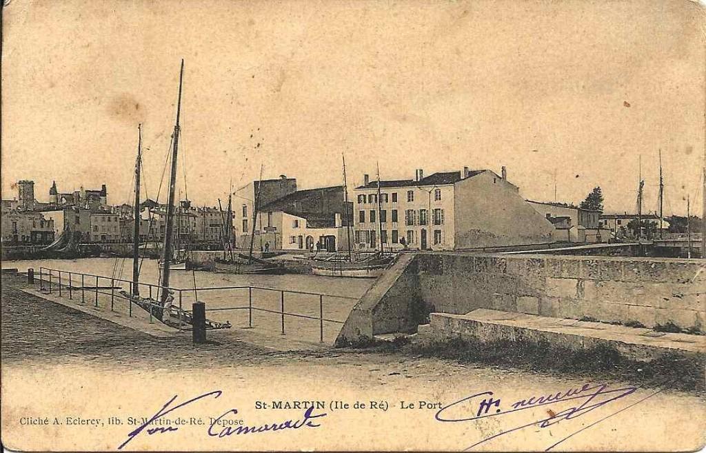 St-Martin de Ré, octobre 1904 dans Années 1900 st-martin-de-re-17-10-04-a-clovis