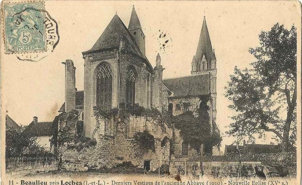 Beaulieu, abbaye