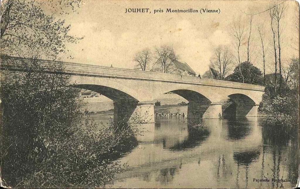 Jouhet, 1915
