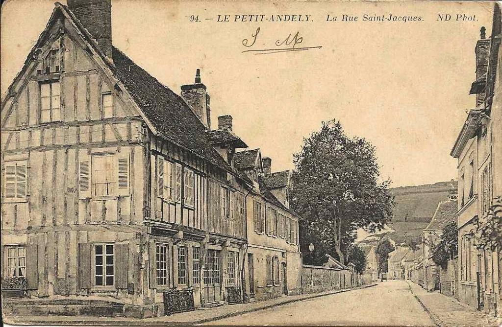 Le Petit Andely, 1915