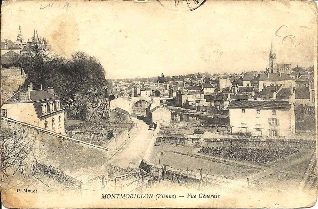 Montmorillon, 1915