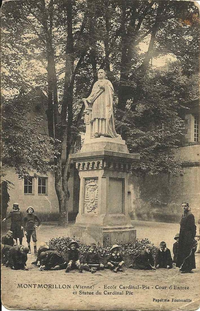 Montmorillon, 1915 Tabuteau-Clovis